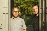 Initianten Andreas Renggli von Polarstern GmbH und Jörg Bruppacher