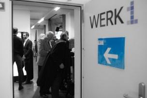Der Event findet im Werk1 statt. Bild: Mirjam Sonner.
