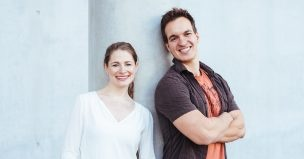 Stefanie Turber and Marcus Koehler founded ComfyLight