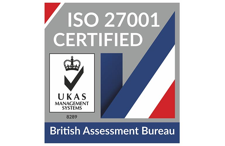 ISO27001 re-certification 2018-2021