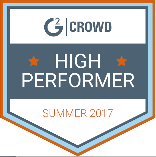 "Legalesign awarded ""High Performer"" in G2 Crowd's e-signature market analysis, Summer 2017"