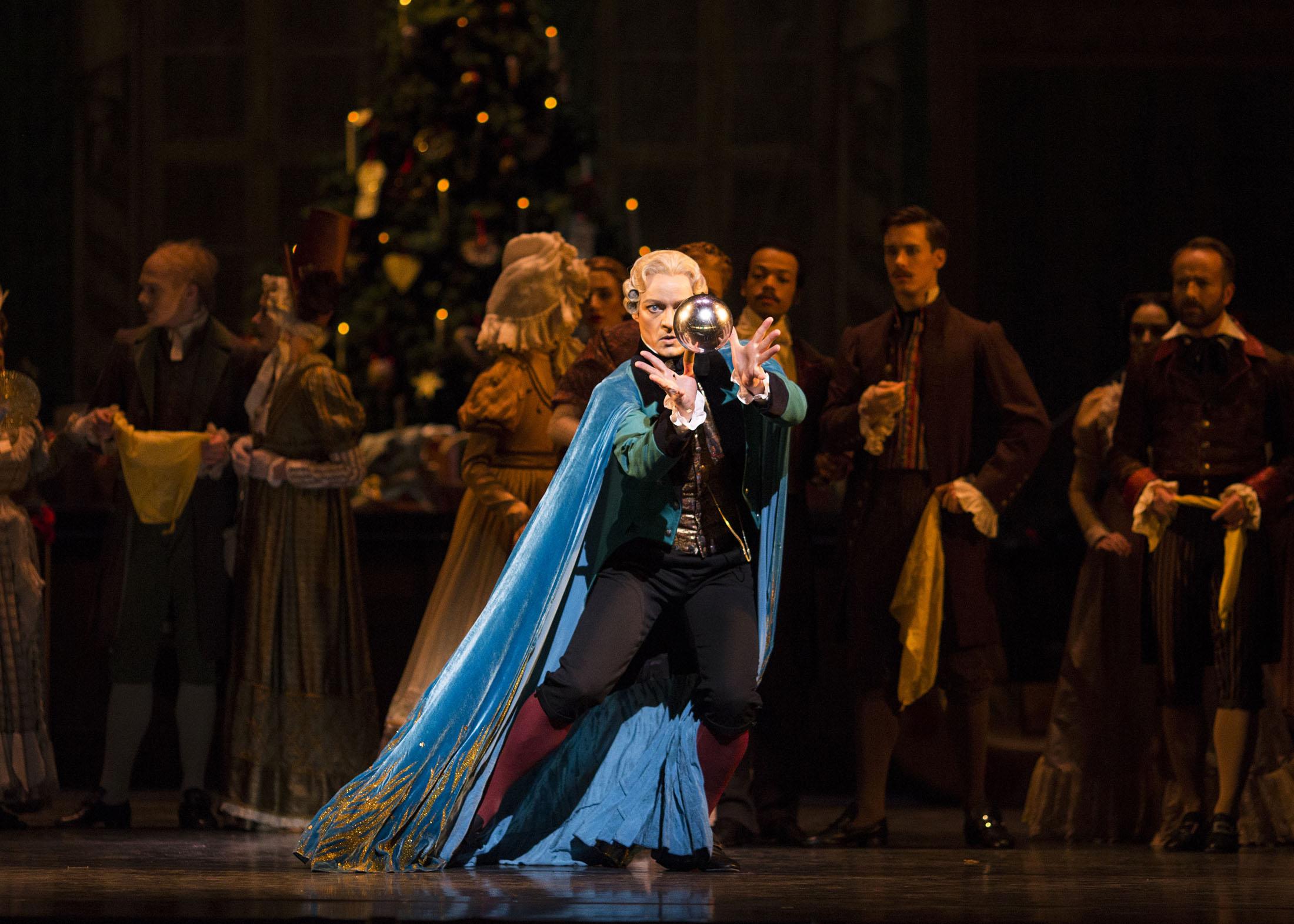 The Nutcracker: Meet the Characters – Royal Opera House