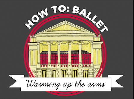 How To: Ballet - Warming the Arms
