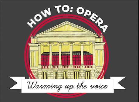 How to: Opera - Warming up the Voice