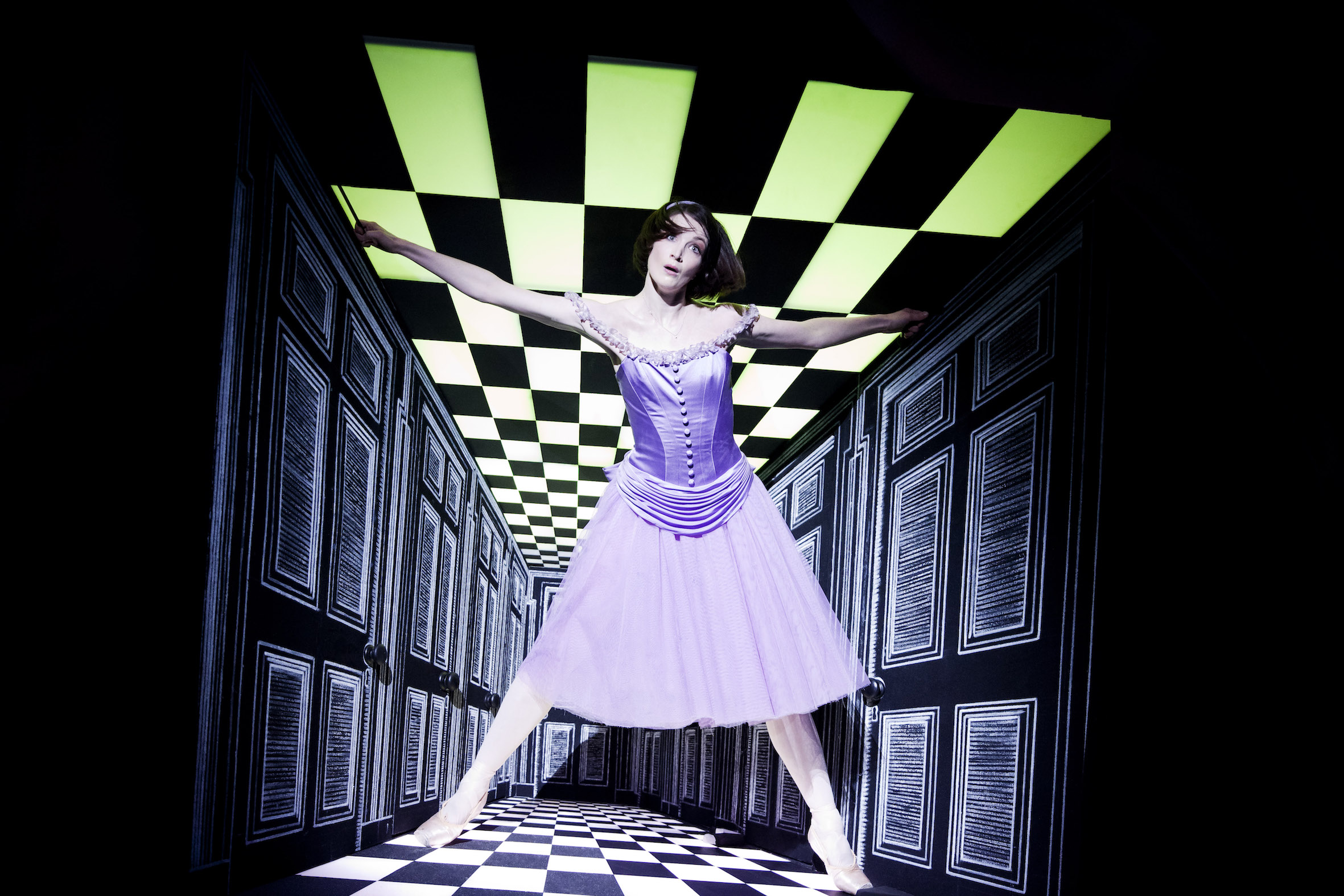 Create and Dance: Alice's Adventures in Wonderland
