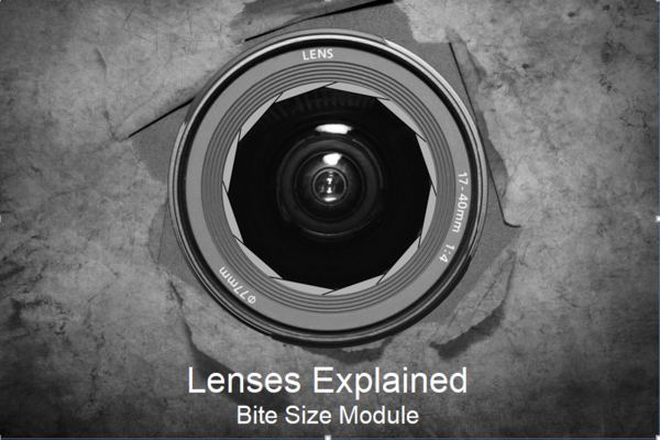 Tavcom Academy | Lenses Explained
