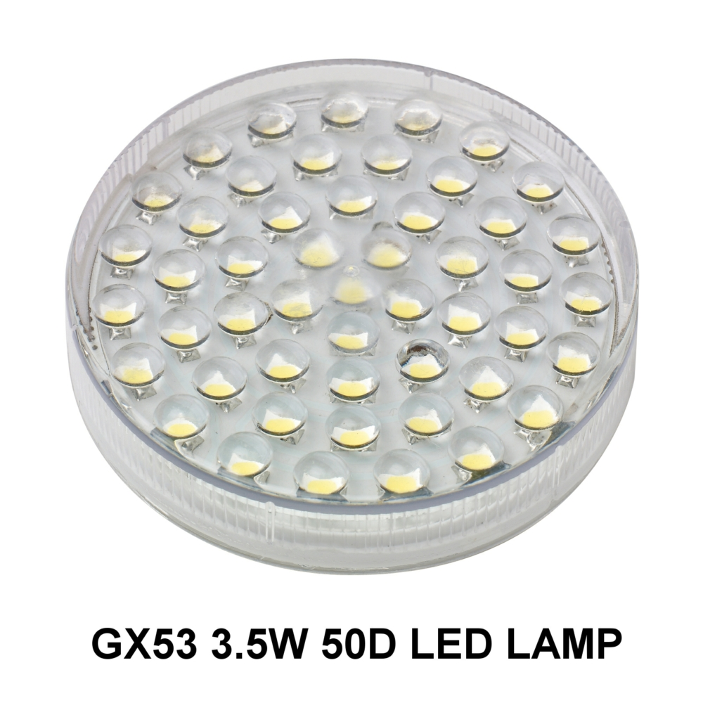Gx53 Compact Lamp Led 3w Replacement f6bYygv7