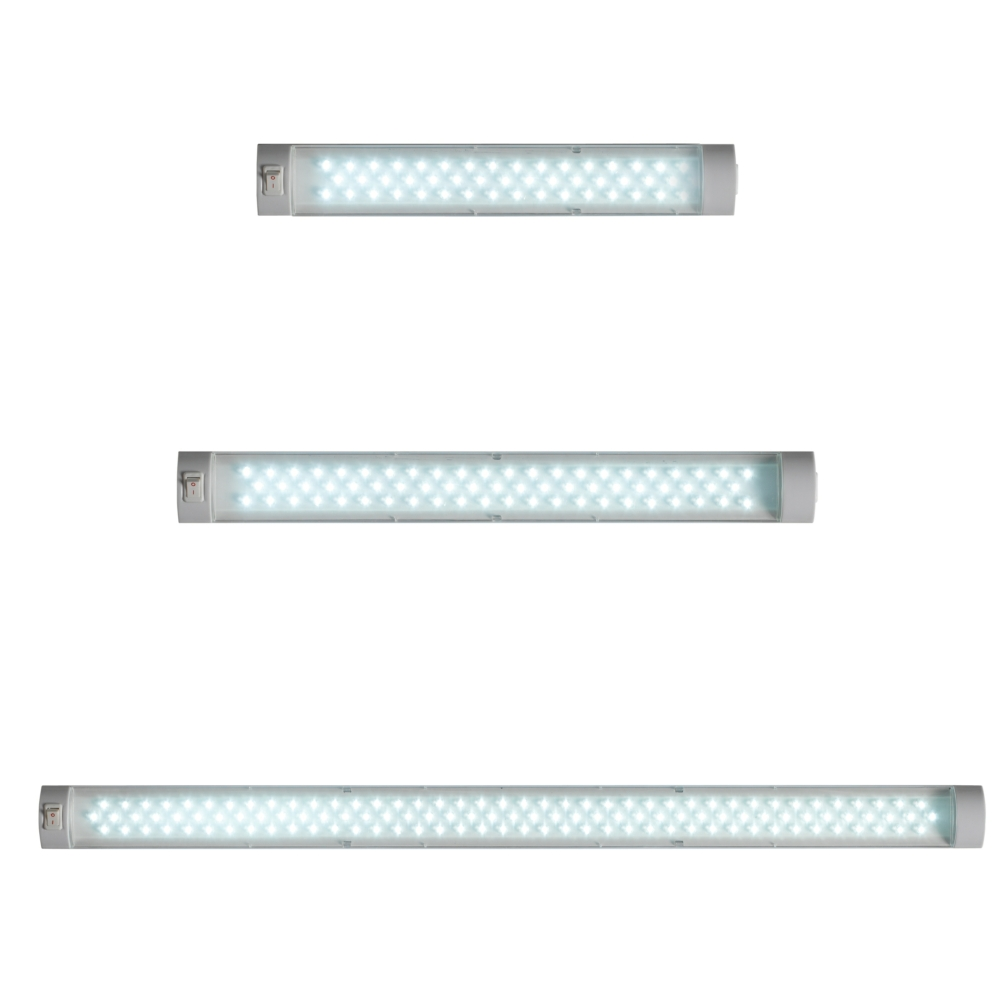 Led linkable under cabinet striplights aloadofball Choice Image