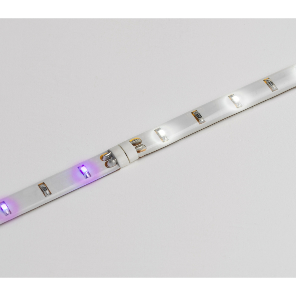 Linked LED strip lights