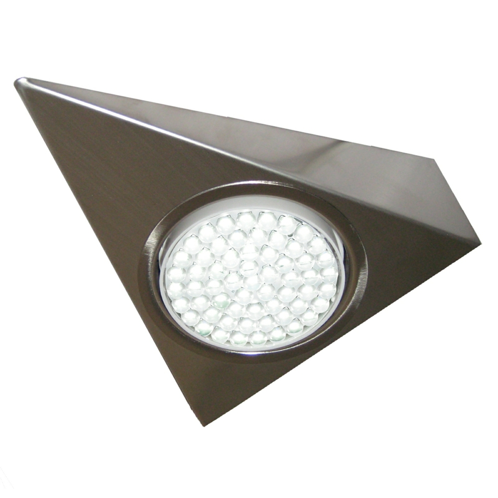 Gx53 Led Under Cabinet Triangle Light