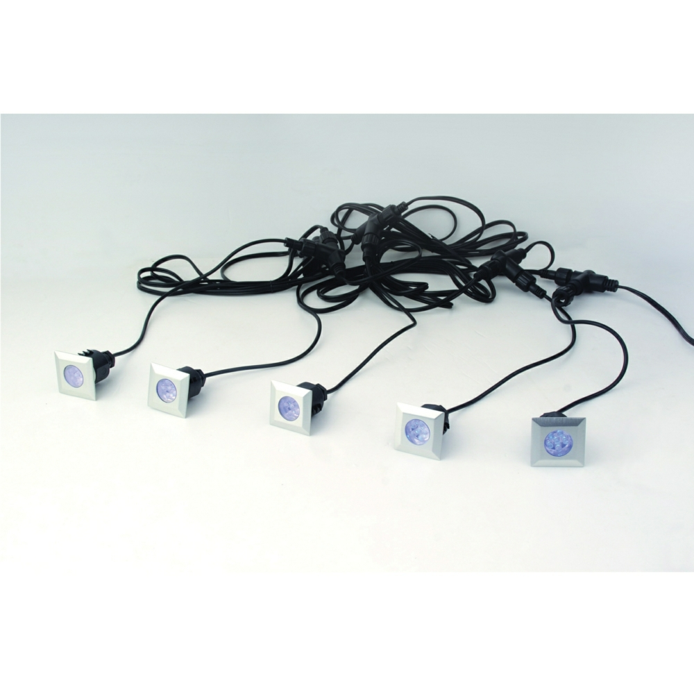 Square head ip65 led deck lighting mozeypictures Choice Image