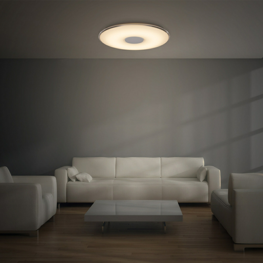 Tokyo - 50W Colour Temperature Changing Modern Ceiling Light