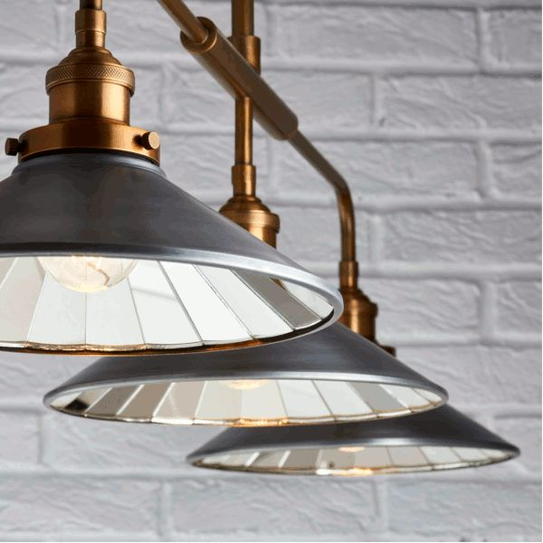 pendant lights with metal fitting