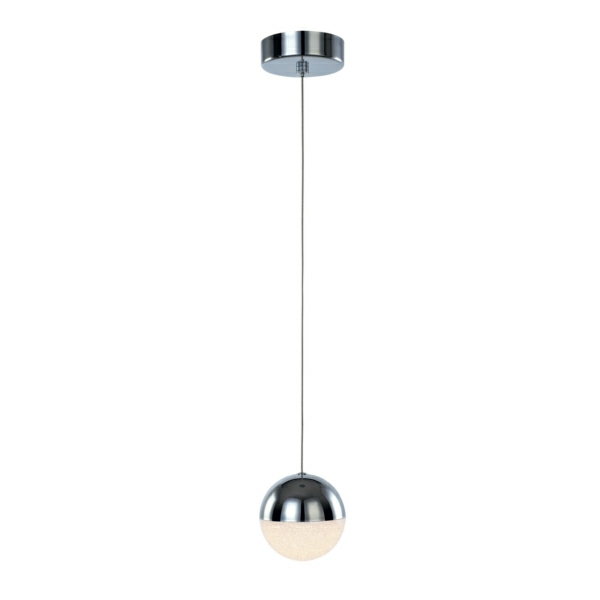 Eclipse Ball LED Ceiling Pendant Light, IP20 Rated