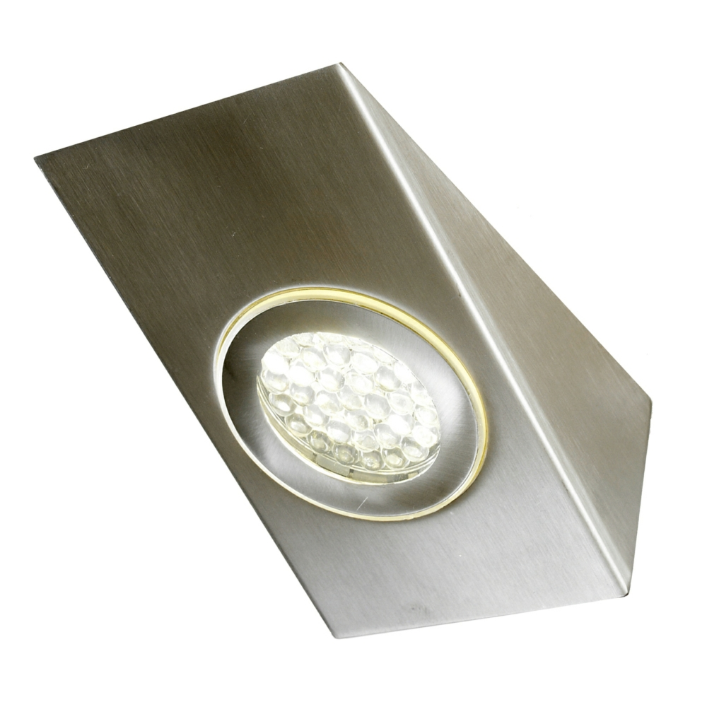 Halo under cabinet high output led angled wedge light mozeypictures