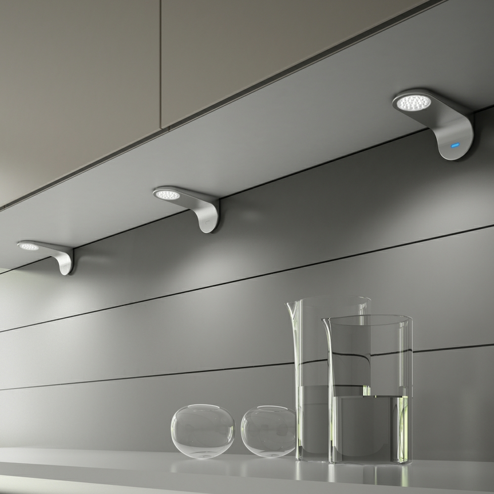 Led Lighting Kitchen Under Cabinet: LED Under Cabinet Surface Mounted Light