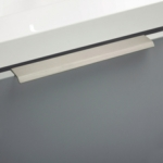 Hafele Curve Profile Handle For Kitchen Cabinet Doors