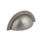 Hafele Handle - Burlington Modern Classic Curved Cup Handle