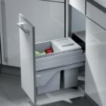 Hailo CargoSoft G 30 Waste Bin, 25 Litre Capacity