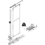 Vauth-Sagel HSA Rotary Larder Units - 400mm Cabinet Width