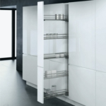 Vauth-Sagel 150mm Pull Out Larder Units With Baskets
