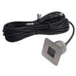 LED Square Decking Lights - 4 Light Kit