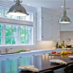 Leyton Lighting Boston Kitchen Pendant Light