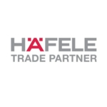 Hafele Handle - Ruby Modern Classic Finger Pull Handle