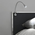 1W 12V LED Flexible Reading Light For Bed