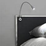 1W 12V LED Flexible Reading Light For Bed