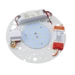 Luna - 17W Amenity LED Ceiling Light - IP65 - 3 hr Emergency