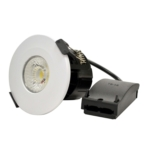 8 Watt Q2 Colour Temperature Adjustable Integrated LED FR Spotlight