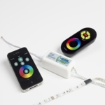 RGB LED Colour Control With Remote & WIFI APP