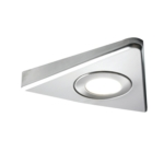 Sirius - Tunable Under Cabinet High Output LED Flat Triangle Light