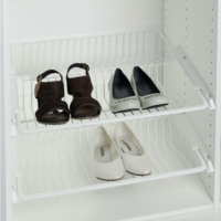 Pelly Wardrobe Shoe Organiser Basket