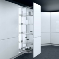 Vauth-Sagel HSA Pull-out Larder Units - 400mm Cabinet Width