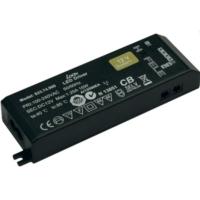 15 Watt Loox LED Driver, constant voltage, 12V, Black
