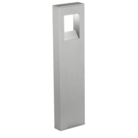 240V Aluminium IP54 3W LED Bollard Lights