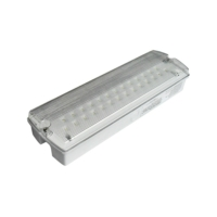 LED Emergency Light - LED Bulkhead - 7W