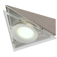 Under Cabinet High Output Led Flat Triangle Light