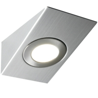 Sirius - Under Cabinet High Output LED Angled Wedge Light
