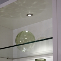Sirius - Round Recessed LED Cabinet Light
