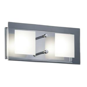 2 Light Contemporary Glass Ceiling Light