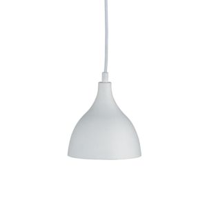 Izmir LED 1 Light Pendant Ceiling Light, White
