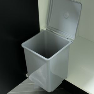 Hafele - Swing Out Waste Bin - 13 Litres