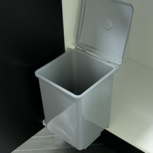 Hafele - Swing Out Waste Bin - 13 Litres