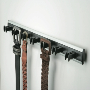 Belt Rack For 7 Belts For Wardrobe Interiors