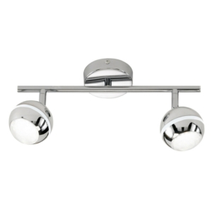 Designer Eyeball Twin - Modern Ceiling Spotlights