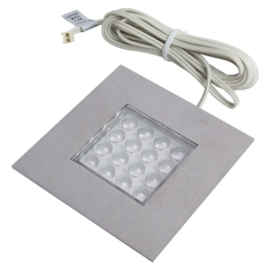 Hafele Square 12V HE LED Recessed Downlights