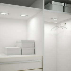 Hafele 12V LED Sunny 3D Wardrobe Lighting